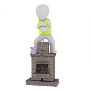 Chimney & fireplace  Cleaning