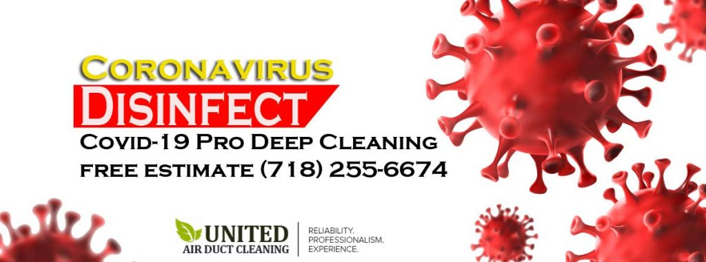 Coronavirus Cleaning Disinfection Services NYC